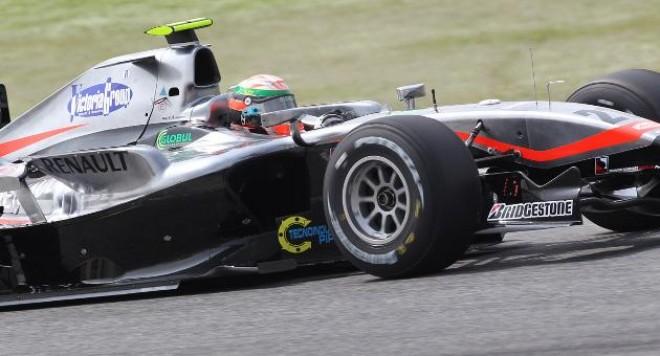 Владимир Арабаджиев завърши 19-и в първия старт от GP2 за сезона