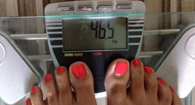Венета Райкова ударно сваля килограми