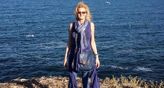 Снимка: Стефка Костадинова на яхта за 10 млн.  евро, докато фалшива новина я прати в болница