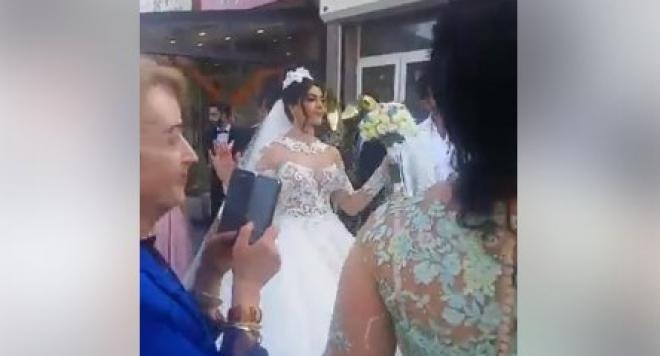 Първи кадри от сватбата на Фики Стораро и Гюлджан (ВИДЕО)