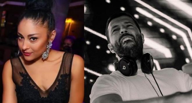 Снимка: Диджей Дончо смени Алекс Раева с танцьорка - пак бивша на Слави