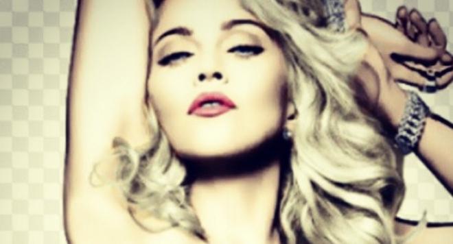 Мадона включи Майк Тайсън в новия си албум
