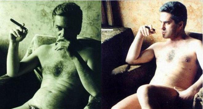 Истината за голите снимки на Волен Сидеров (18+)
