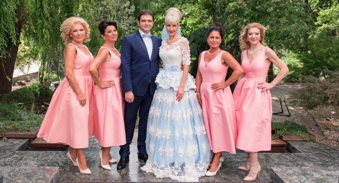 Семейство Чачови и с църковен брак