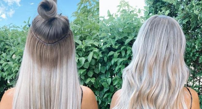 МАГАМА сбъдна мечтата на всяка жена за красива и дълга коса (Снимки)