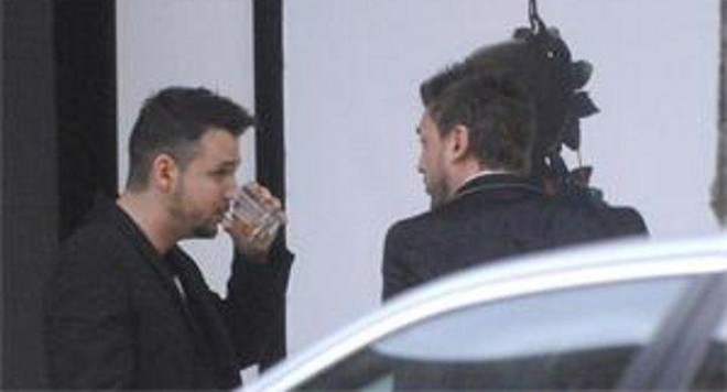 И Графа кара пил
