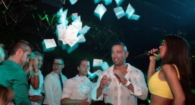 Галена пя за рождения ден на Петко Димитров