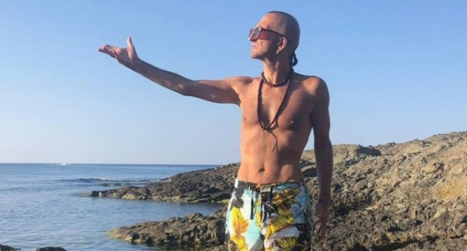 В понеделник следобед 52-годишният Дони шокира с кльощавия си вид