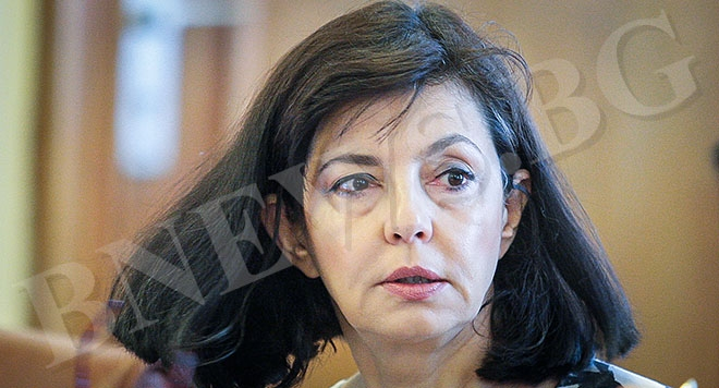 Меглена Кунева - млади любовници и скъпи парцали! Това ли е обликът на министъра на образованието?