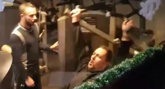 Люси Иларионов свали 80 кила и тръгна на фитнес (Видео)