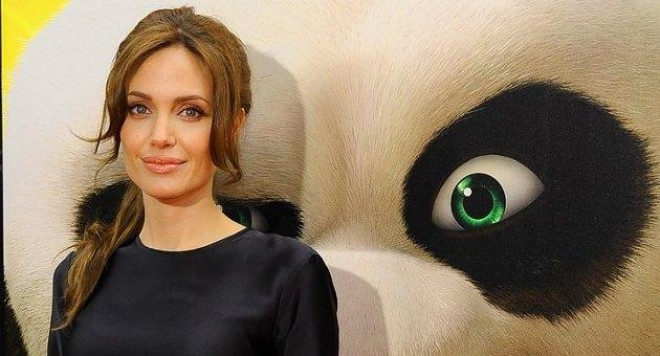 Милиони за биографията на Джоли