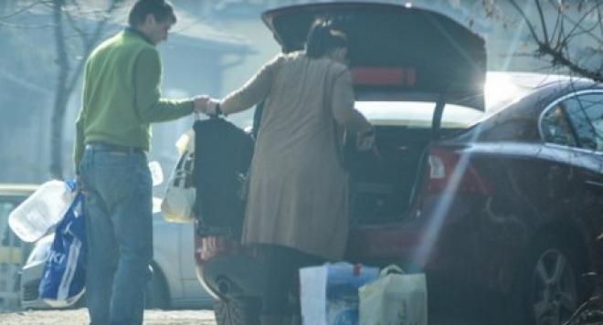 Ани Салич изгони мъжа си, сама му изнесе куфарите (Снимка)