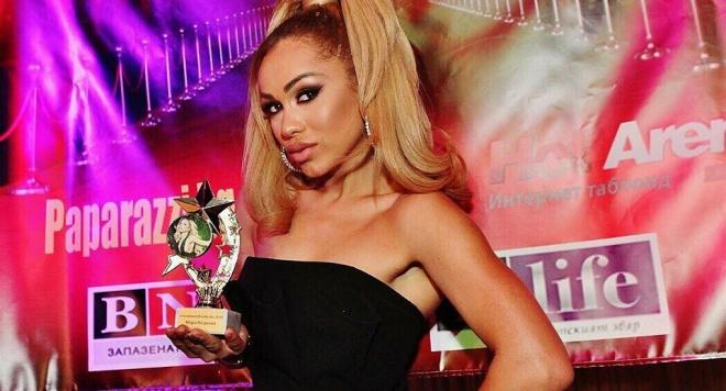 Нора Недкова стана Най-секси Плеймейтка на Нощта на секссимволите