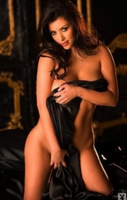 Ким Кардашиян се снима за кауза