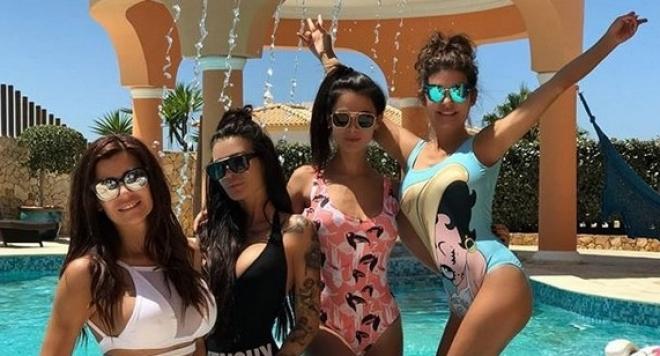 Алисия и Лидка Скалата трошат по 3800 евро на ден за почивка в Португалия