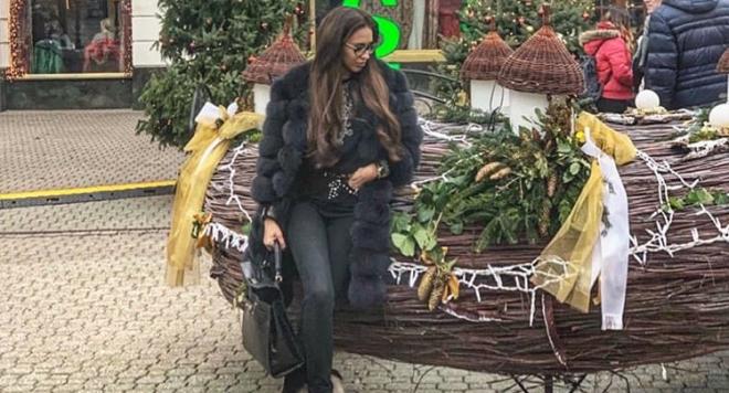 В столицата на Унгария тя прекара няколко дни с гаджето