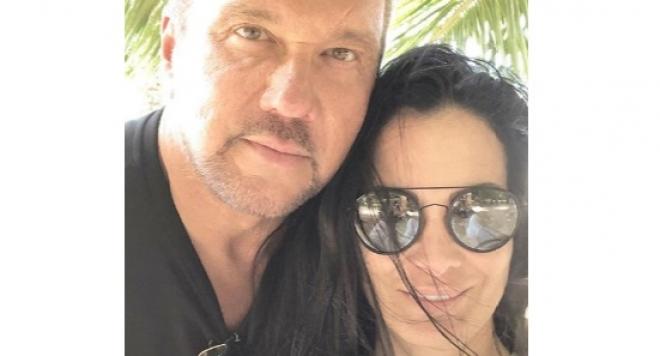 Снимка: Цеци Красимирова и съпругът й смениха Карибите с къмпинг Арпая