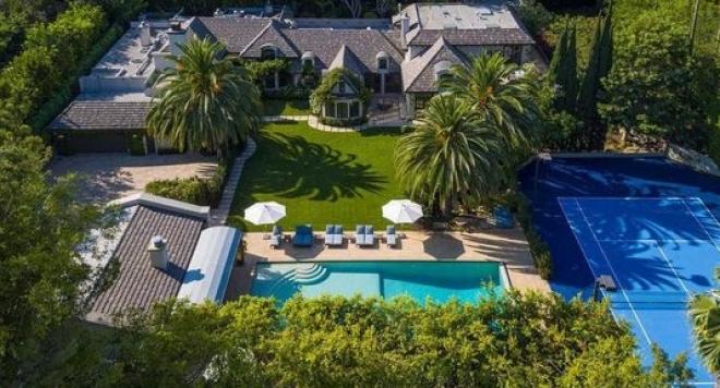 Мадона продава имението си за  $35 милиона