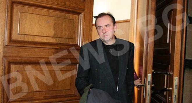 Вальо Топлото посетил жена си в ареста