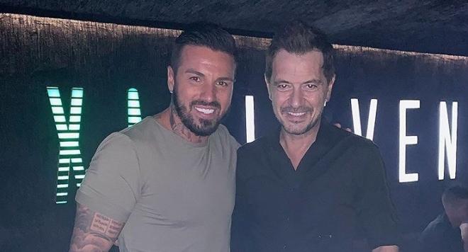 Благо Джизъса купонясва с гръцката звезда Йоргос Ясемис