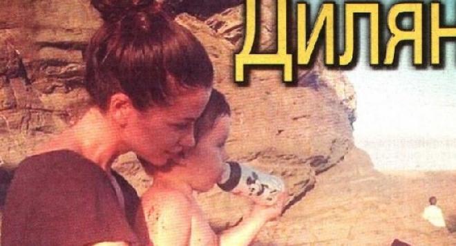 Диляна Попова показа порасналия си син (Снимки)