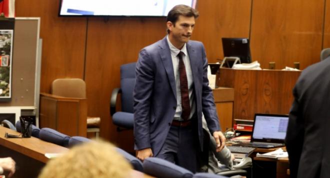 """Аштън Къчър даде показания как """"холивудския изкормвач"""" е заклал приятелката му"""