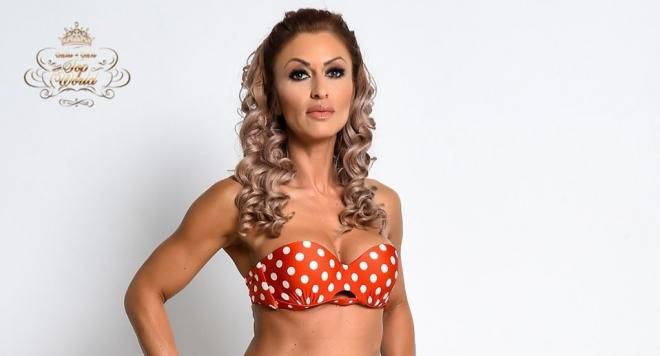 Гласуваме за София Паскалева - нашата представителка  на Mrs. Top of the World