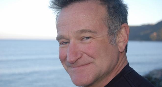 Разпръснаха праха на Робин Уилямс над морето