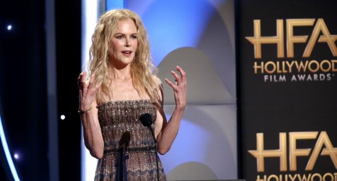 Никол Кидман с приз за цялостна кариера