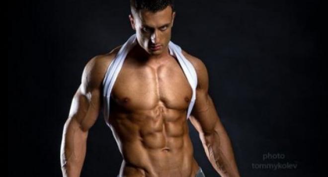 Българин е с най-красивото и хармонично тяло в света