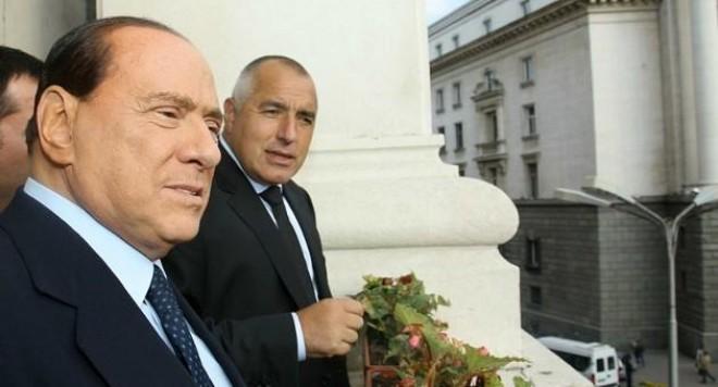 Българка - платен привърженик на Берлускони