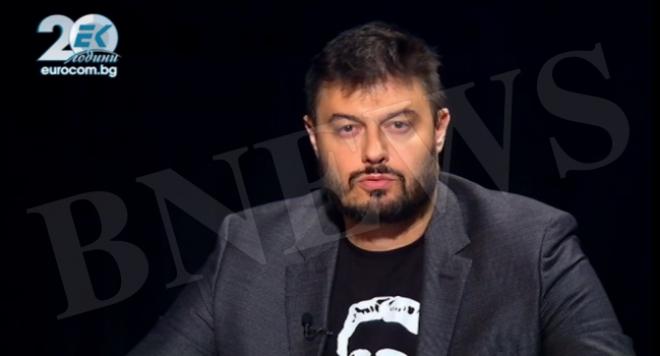 Николай Бареков поздрави Васил Иванов за позицията му да напусне Нова заради системна цензура!