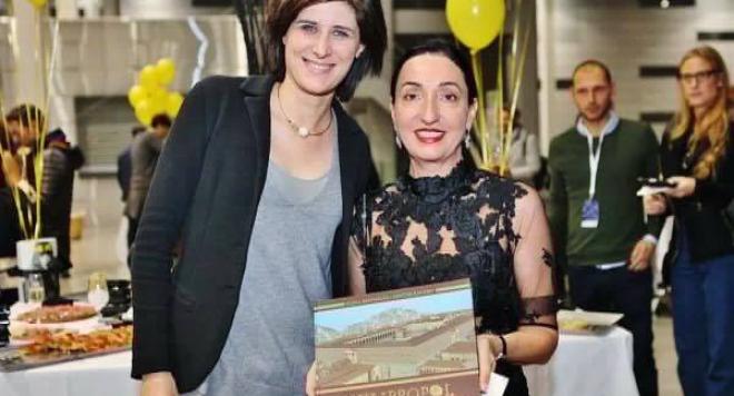 Елена Кристиано покори Торино