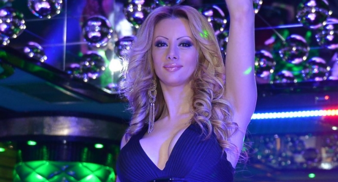 Таня Боева на бал в с. Бошуля