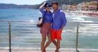 Д-р Енчев и Теди Велинова събират тен из италианските плажове