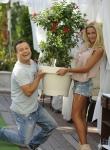 Рачков и Мария купуват имение в Италия