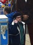 Папараци снимаха Джони Деп в центъра на Белград (СНИМКИ)