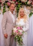 """Със сватба като в приказките Ваня Ламбева каза """"да"""" на любимия си мъж (Снимки)"""