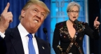 Доналд Тръмп съсипа Мерил Стрийп: Една от най-надценените актриси в Холивуд, слуга на Хилъри