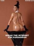 Мадона възмутена от голите снимки на Ким Кардашиян