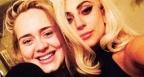 Адел и Лейди Гага ще записват дует