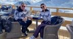 Когато мъжът ти е възрастен баровец! Деси Цонева на ски в най-скъпия курорт в света (Снимки)