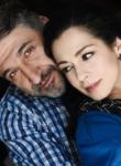 Елена Петрова и Кирил Ефремов повече от приятели зад камерата